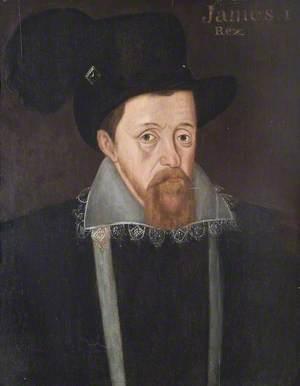 King James I (1566–1625)
