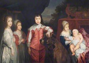 The Five Eldest Children of Charles I