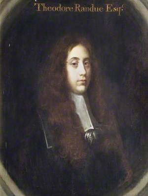 Theodore Randue, Esq. (1643–1724), Keeper of Charles II's Bedchamber and Founder of the Royal Free School in Windsor (1705)