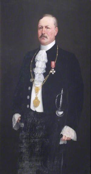 Sir William Shipley, Mayor of New Windsor (1902–1905)