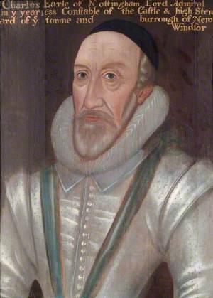 Charles Howard, 1st Earl of Nottingham (1536–1624)