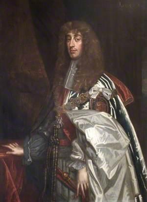 King James II (1633–1701)