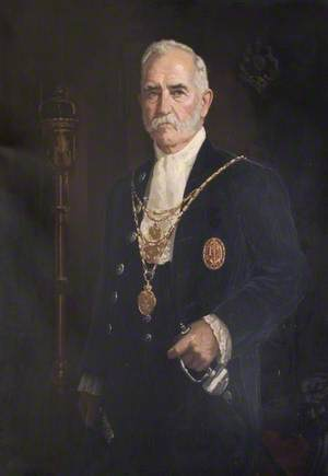 Sir William Carter, JP, Mayor of New Windsor (1913–1918 & 1923–1927)