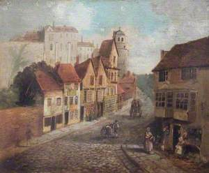 View of Lower Thames Street, Windsor