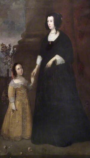 Portrait of a Lady and a Child