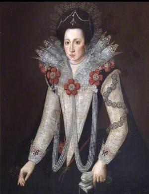 Portrait of an Elizabethan Lady