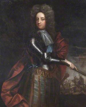 Prince George of Denmark (1653–1708), Baron Wokingham, KG