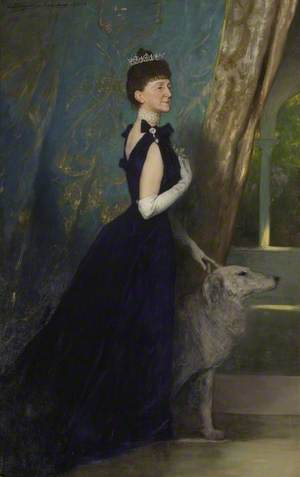 Sophia, Lady J. Paston Cooper