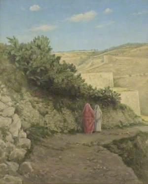 Outside the Walls of Jerusalem