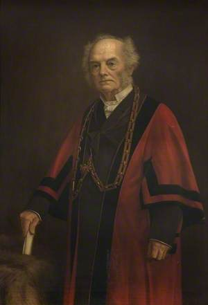 George Hurst (1800–1898), Mayor of Bedford (1855, 1873–1874 & 1878)