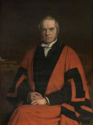 John Howard (1791–1878), Mayor of Bedford (1858–1861)