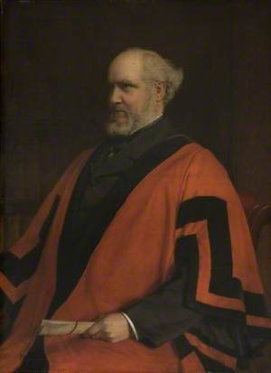 James Howard (1822–1889), Mayor of Bedford (1863 & 1864)
