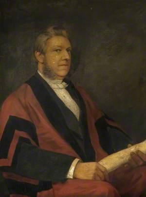 George H. Miller, Mayor of Bedford (1857–1858)