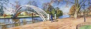 Bedford Suspension Bridge
