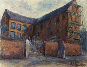 The Old Factory, Thomas Street, Wellingborough, Northamptonshire