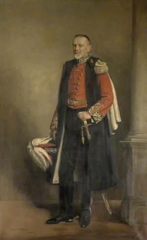 Samuel Howard Whitbread (1858–1944), MP, CB, LL