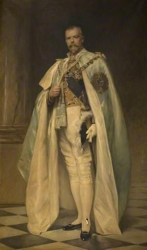 Arthur Oliver Villiers Russell (1869–1935), 2nd Baron Ampthill, GCSI, GCIE, JP