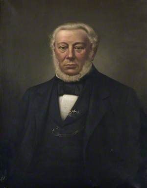 Henry Smith, Esq., Mayor of Cambridge (1862–1863)