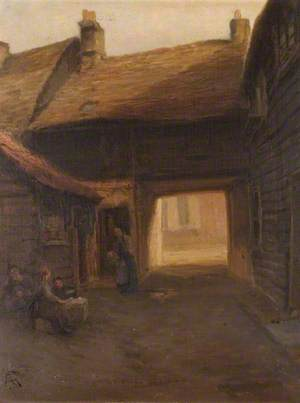 Quince's Court, Hobson Street, Cambridge