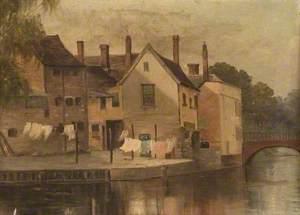 Fisher Lane by Great Bridge, Cambridge