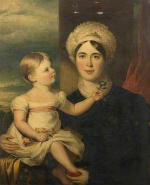 Sophia Foster of Brooklands, and Her Daughter Sophia (1820–1906)