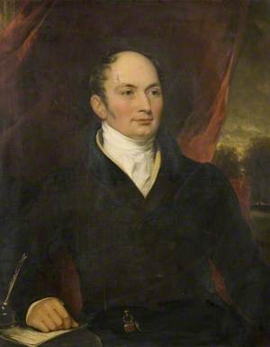 Richard Foster (1787–1859), Brooklands, Cambridge