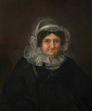 Woman in a Lace Cap