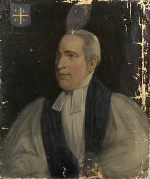Thomas F. Middleton (1769–1822), Bishop of Calcutta, Archdeacon of Huntingdon