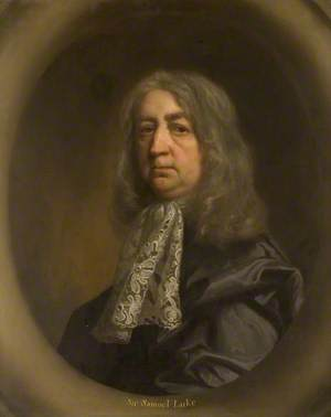 Sir Samuel Luke (1600–1670), Scoutmaster General in the Parliamentary Army