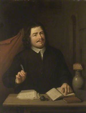 John Bunyan (1628–1688), in Prison