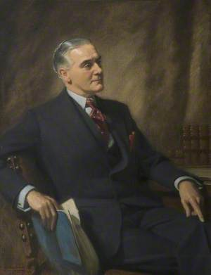 John White (1884–1974), Mayor (1952–1954), Honorary Freeman of Higham Ferrers