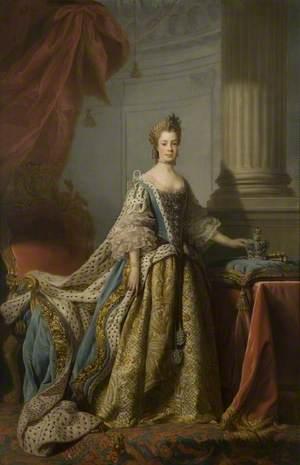 Charlotte Sophia of Mecklenburg Strelitz (1744–1818), Queen Consort of George III