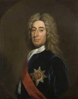 Admiral George Byng (d.1733), KCB, 1st Viscount Torrington