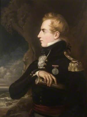 Augustus James Champion de Crespigny (1791–1826)