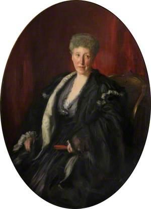 Mrs John Lancaster, née Frances Eliza Wilcox (d.1911)