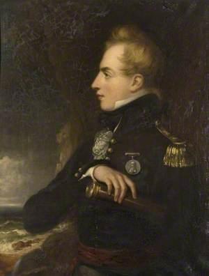 Augustus James Champion de Crespigny (1791–1825)