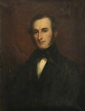 Reverend Frederick John Champion de Crespigny (1822–1887)