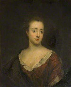 Mrs Blount, Daughter of Sir Timothy Tyrell