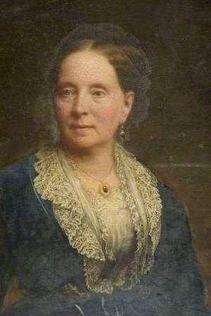Mrs Euphemia Lancaster, née Gibson (b.1819)