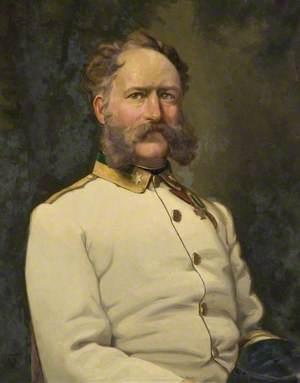 Major Albert Champion de Crespigny (1824–1873)