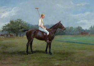 Claude Champion de Crespigny (1873–1910)
