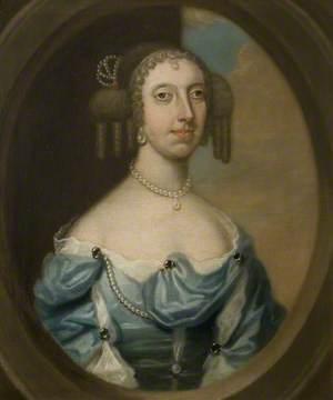 Vere Lady Isham (d.1704), Wife of 2nd Bt Isham