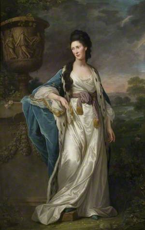 Susannah Lady Isham (d.1823), Wife of the 7th Bt Isham