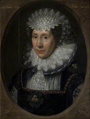 Portrait of a Lady, Aged 50