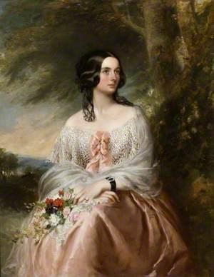 Emily Lady Isham (d.1898), Wife of the 10th Bt Isham