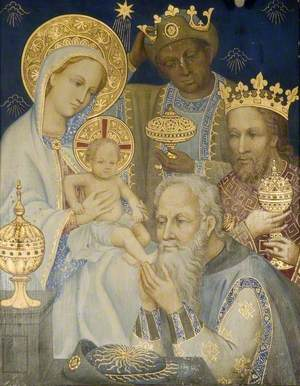 The Adoration of the Magi*