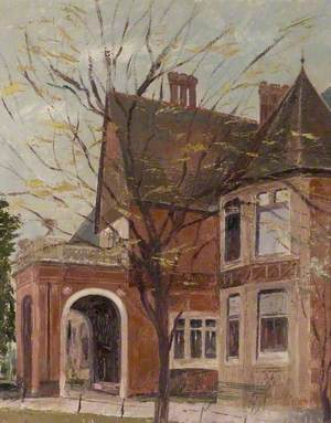 Museum Entrance, Wardown Park, Luton, Bedfordshire