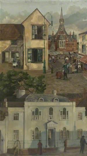 Montage of Luton Scenes