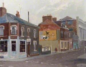 Melson Street, Luton, Bedfordshire