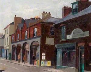 Stuart Street to the South, Luton, Bedfordshire